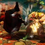 Bison in Street Fighter V 09 - Scissor Kicks