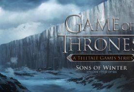 Game of Thrones - Episode 4: Sons of Winter sarà disponibile dal 26 Maggio