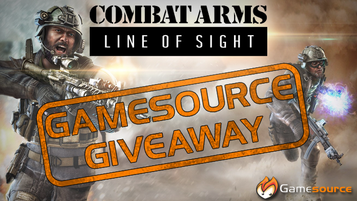 Gamesource vi regala 50 account per la beta di Combat Arms: Line of Sight