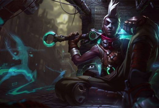 League of Legends: Rivelato Ekko