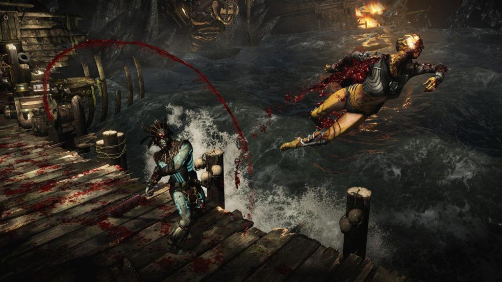 Mortal Kombat X Recensione