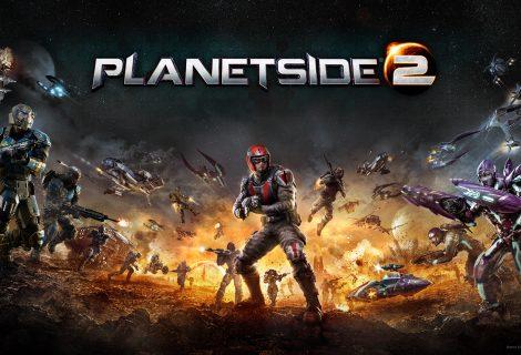 Planetside 2 - Hands On