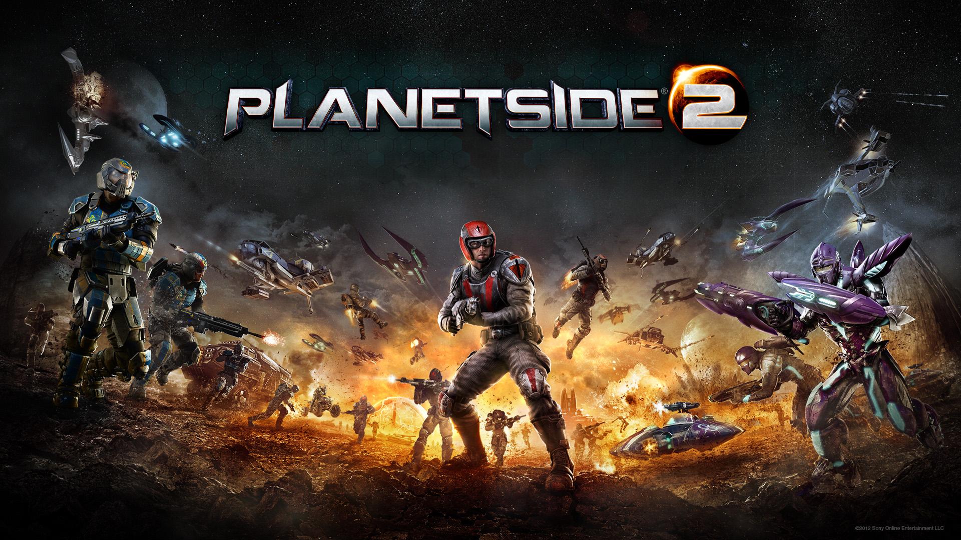 Planetside 2 Hands On