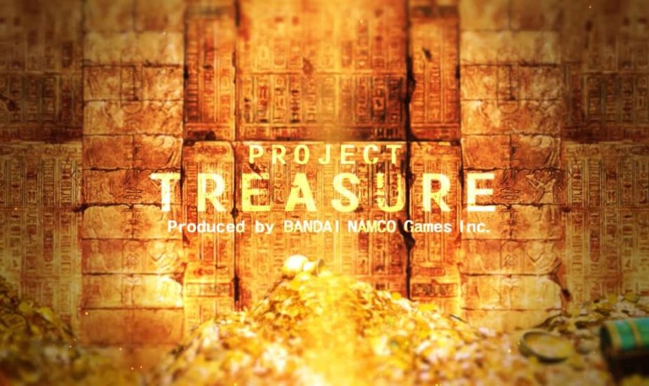 Primo video di Project Treasure