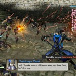 Samurai Warriors 4 II Battle 01