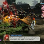 Samurai Warriors 4 II Battle 03