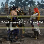Samurai Warriors 4 II Event 01