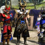 Samurai Warriors 4 II Naomasa Event 1