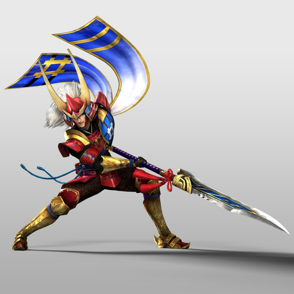 Samurai Warriors 4 II Naomasa Ii - Pose 02