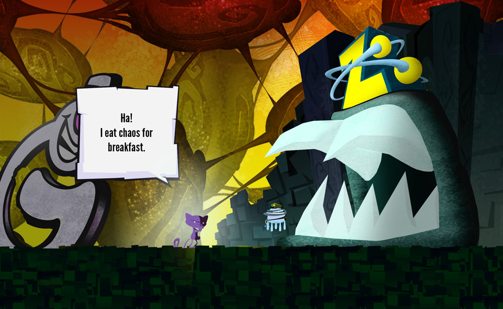 Schrödinger's Cat and the Raiders of the Lost Quark Recensione