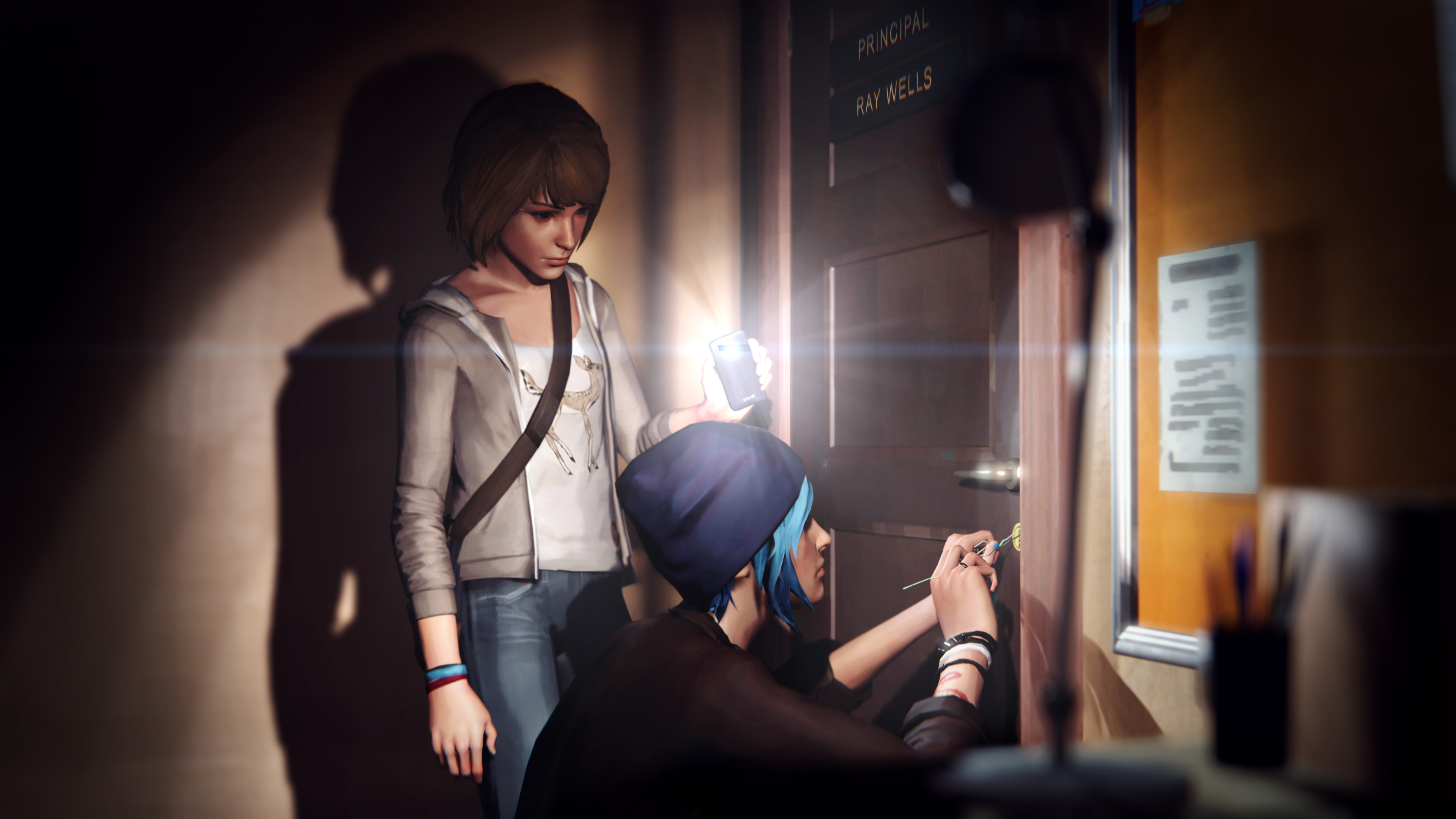 life is strange chaos theory recensione