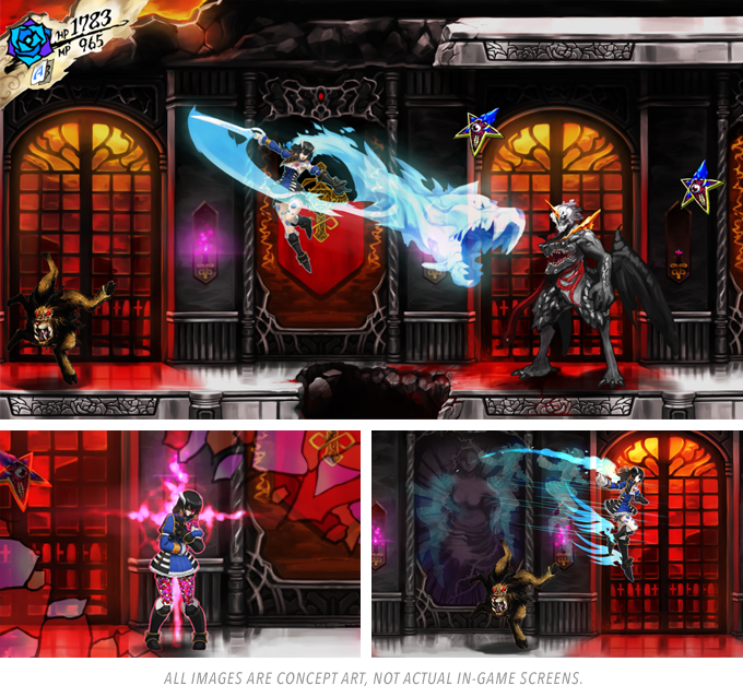 Bloodstained: Ritual of the Night_original