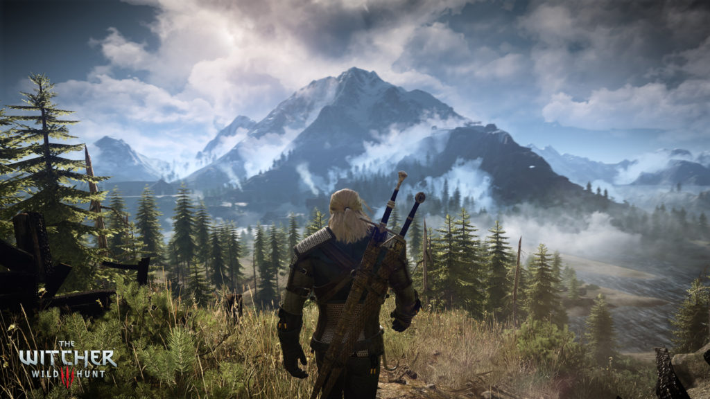 The Witcher 3 Nintendo Switch risoluzione