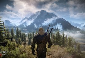 Una mod di The Witcher 3 fa correre Geralt in skateboard