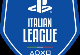 Arriva PlayStation Italian League