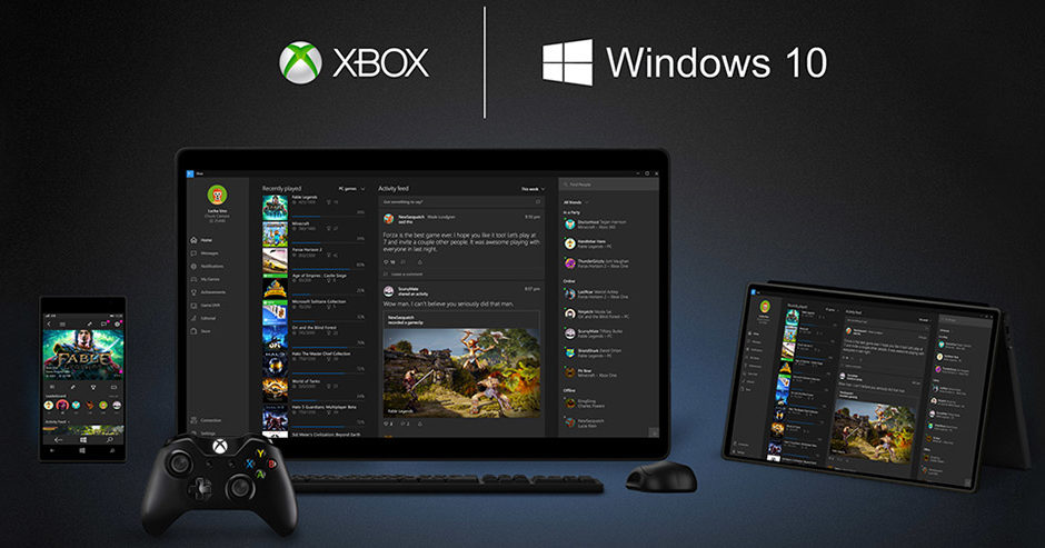 Windows 10, tra poco un Game Mode?