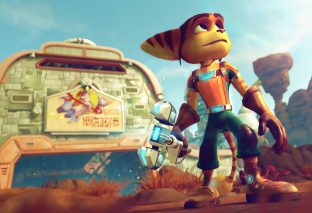 Ratchet & Clank Game Trailer