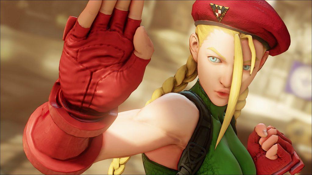 Cammy e Birdie - Street Fighter V 1