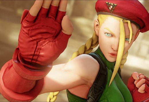 Problemi con la beta di Street Fighter V