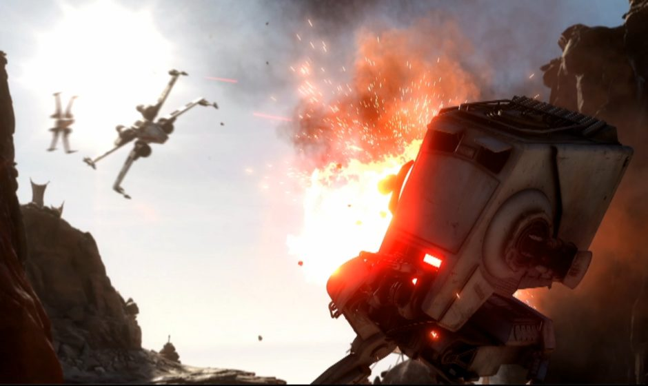 [E3 2015]Nuovo video gameplay per Star Wars: Battlefront
