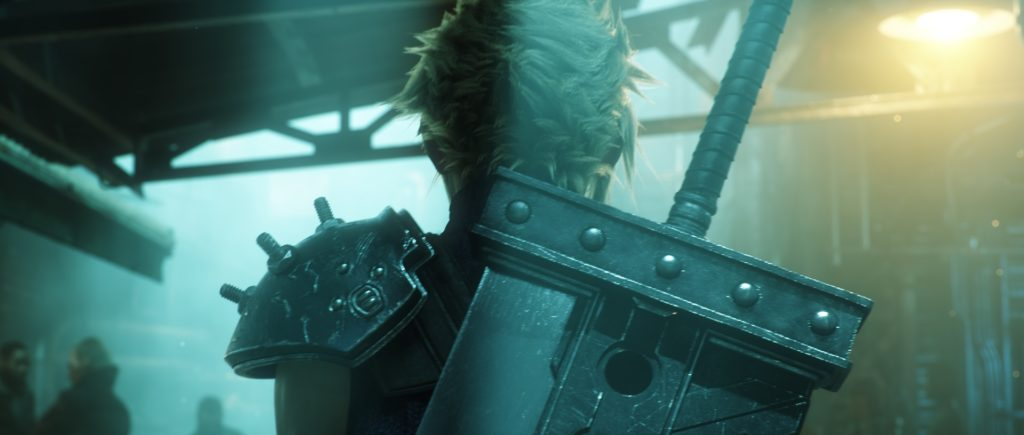 Final Fantasy VII Remake 01