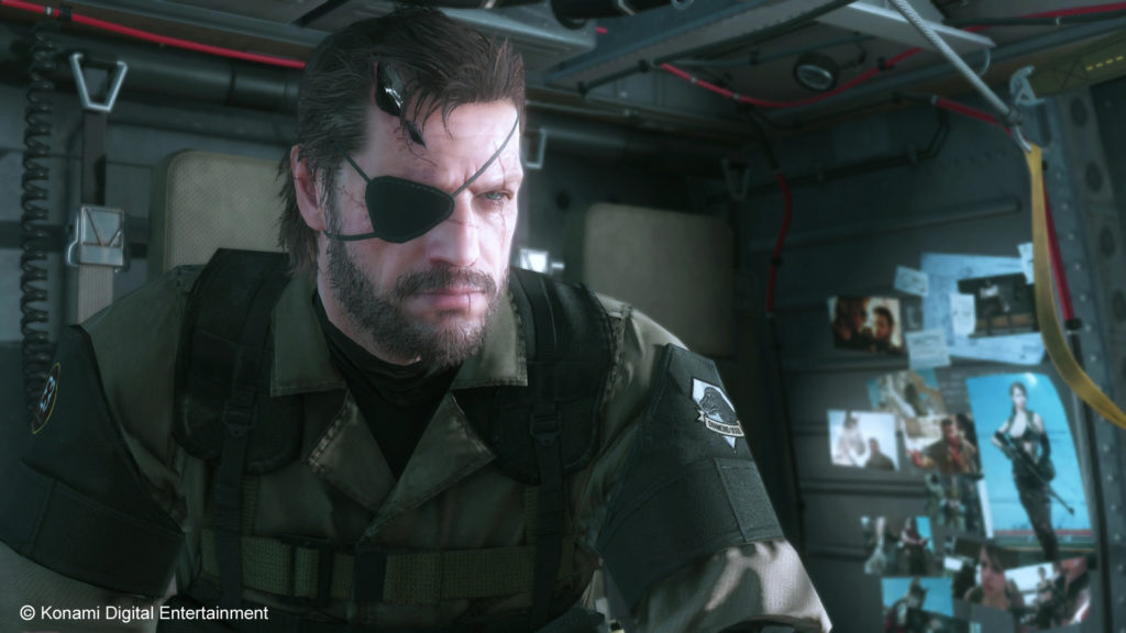 Metal Gear Solid V PlayStation 4 Pro