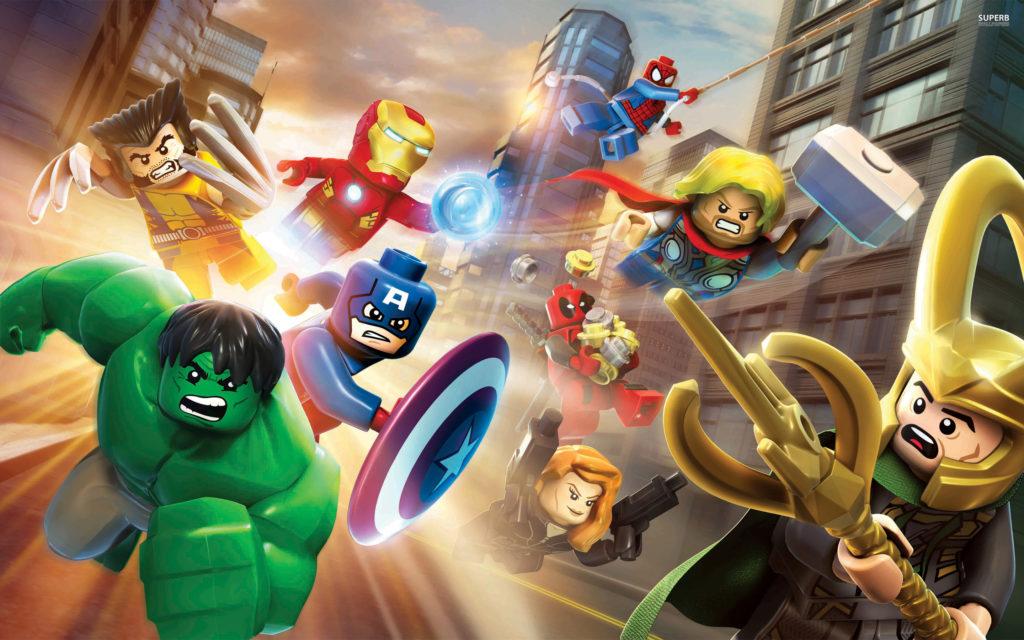 Primo trailer di LEGO Marvel's Avengers