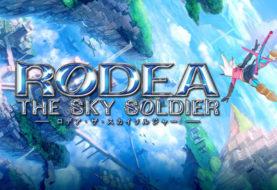 Annunciata la data europea di Rodea: The Sky Soldier