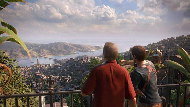 Uncharted 4: a Thief's End - Anteprima