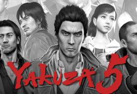 Yakuza 5 slitta in autunno