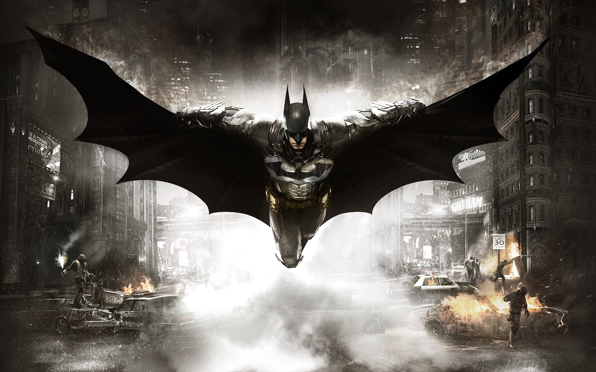 Batman: Arkham Knight – Recensione