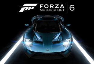 [E3 2015] Data e nuovo video per Forza Motorport 6