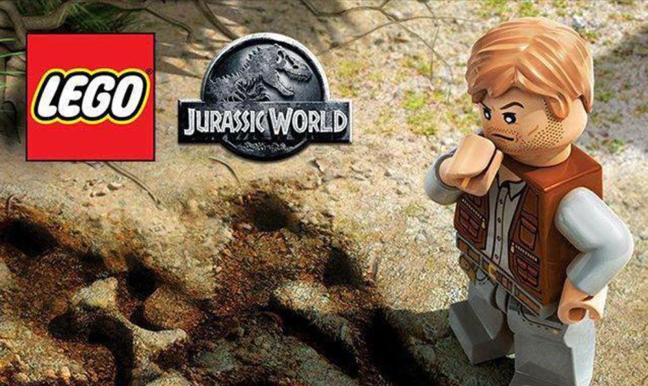 LEGO Jurassic World è stato rilasciato oggi per console e PC
