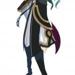 personaggi di Disgaea 5 - Christo