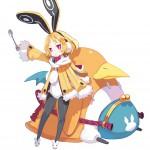 personaggi di Disgaea 5 - Usalia