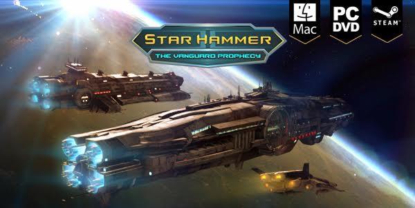 Rilasciate nuove informazioni su Star Hammer: The Vanguard Prophecy