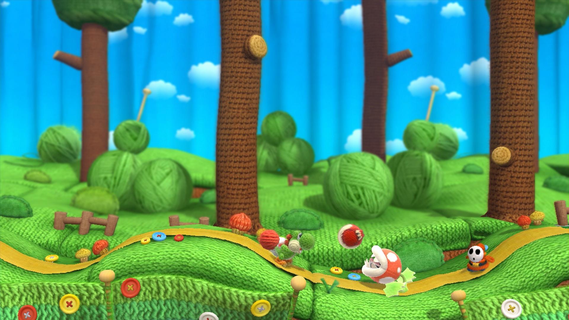 Yoshi's Woolly World Recensione
