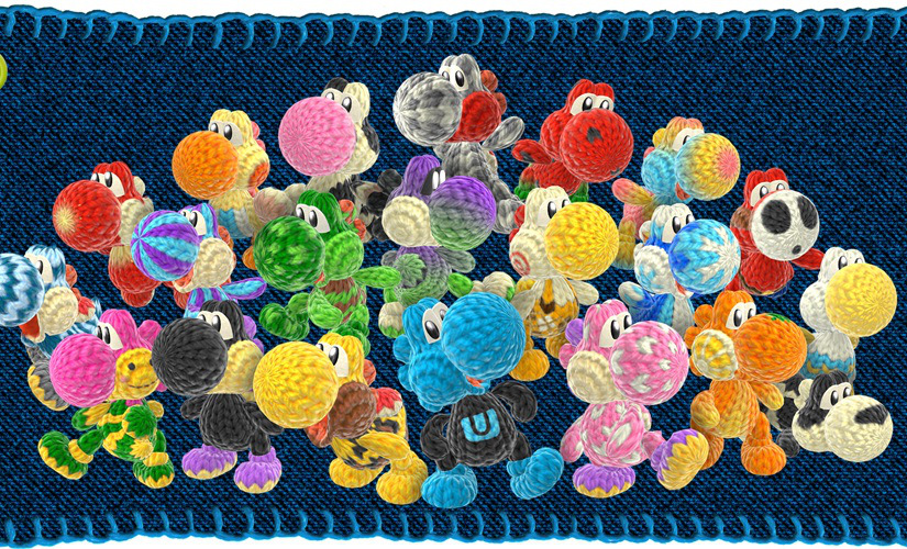 Yoshi's Woolly World Recensione