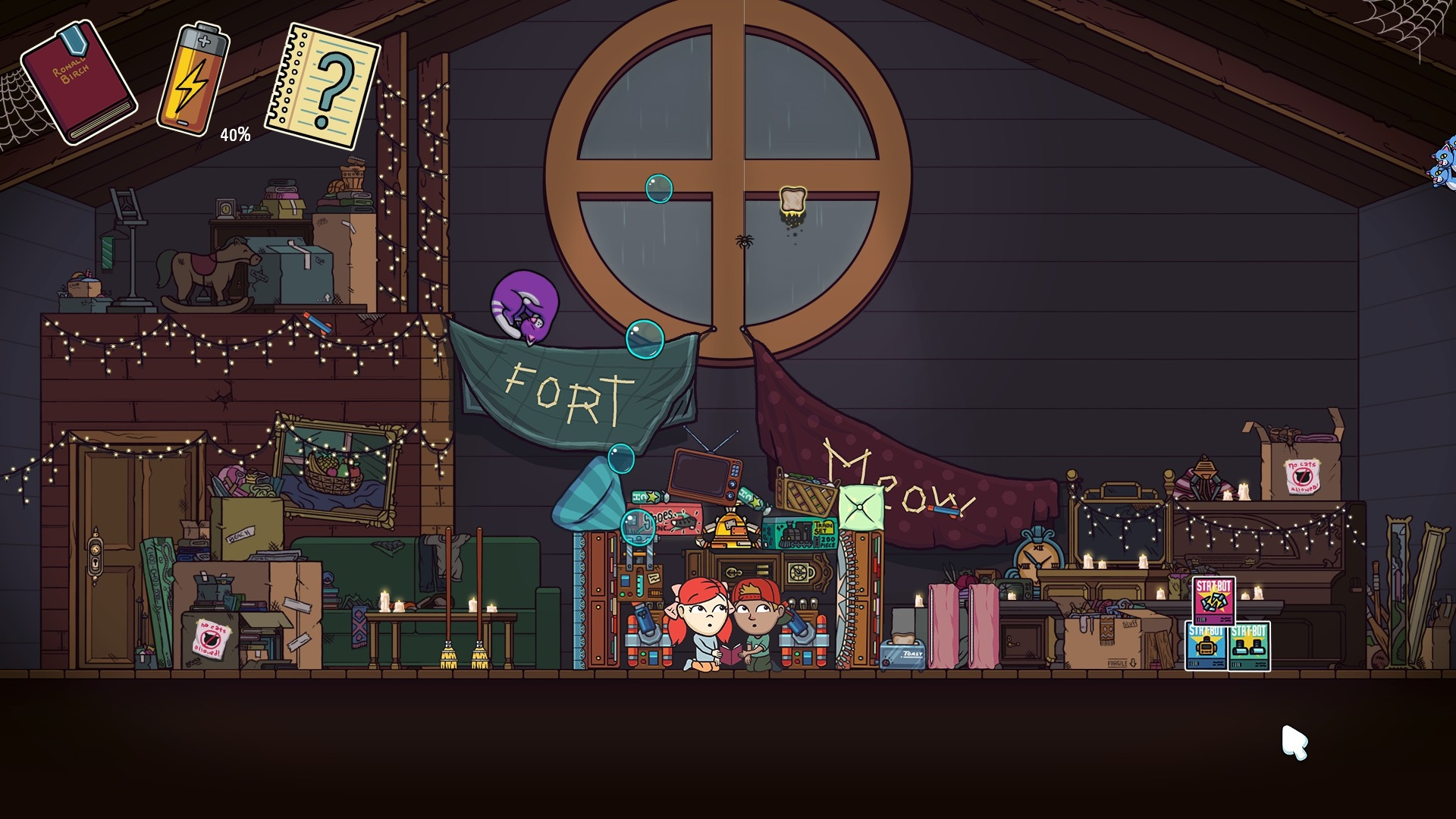 Fort Meow Recensione