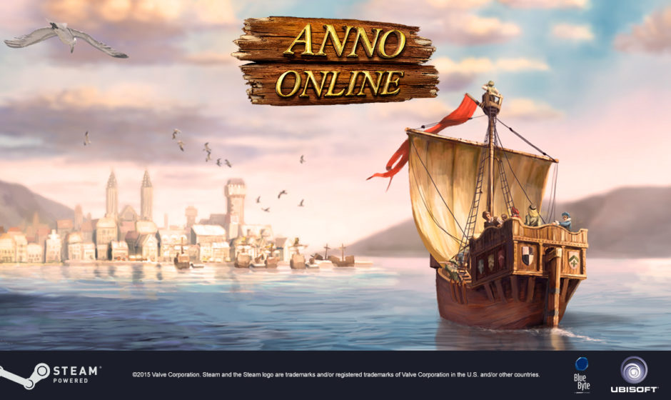 Anno Online, disponibile da oggi su Steam