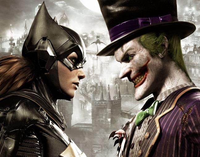 Batman Arkham Knight DLC di Batgirl