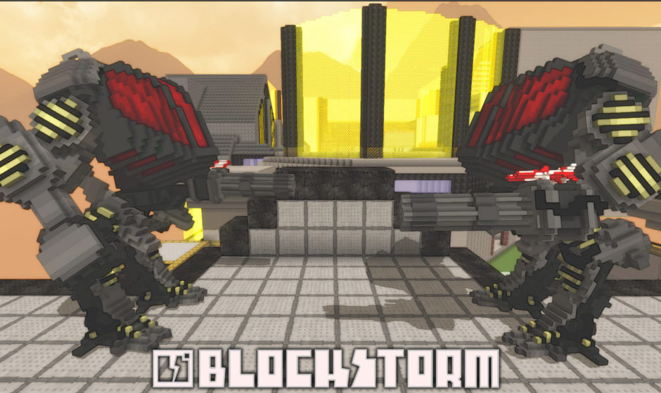 Blockstorm, in arrivo la feature mecha
