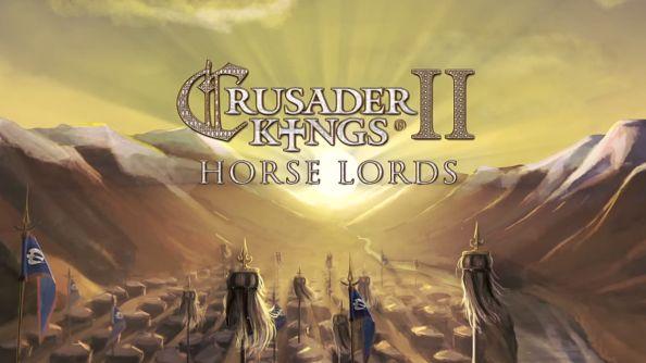 Paradox rilascia Crusader Kings II : Horse Lords