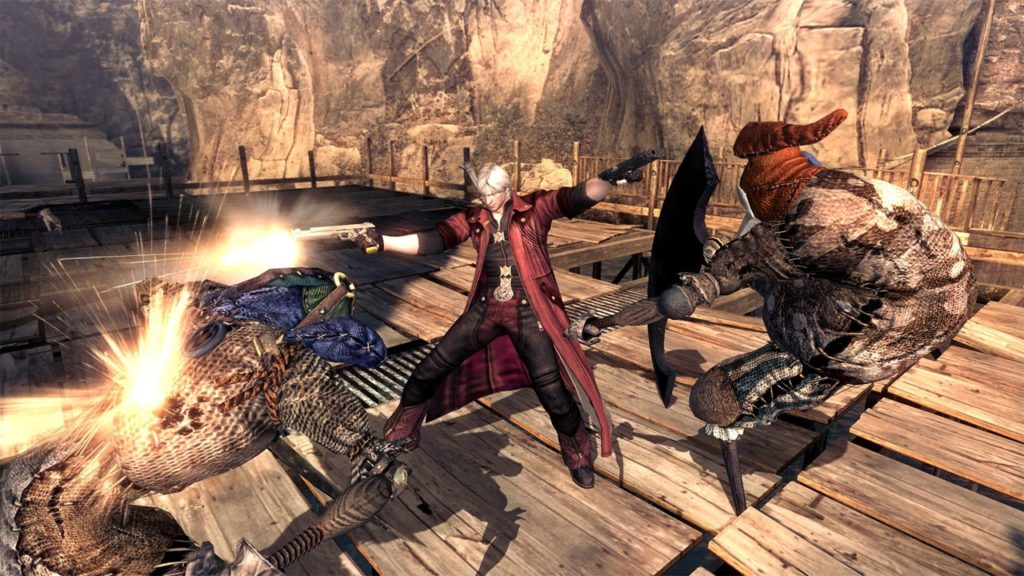 Devil May Cry 4 Special Edition recensione