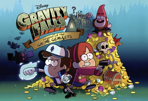 Gravity Falls: Legend of the Gnome Gemulets, annunciato ufficialmente
