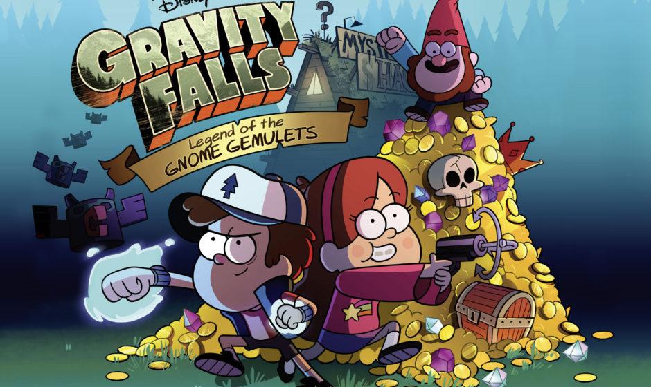 Gravity Falls: Legend of the Gnome Gemulets, annunciato ufficialmente