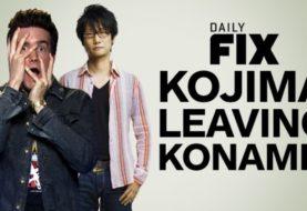 Kojima e Konami, storia di un divorzio