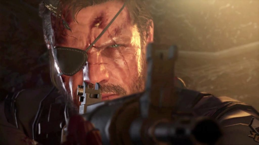 Metal Gear Solid V Freedom of Infiltration