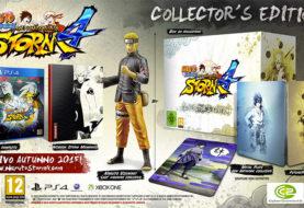 Naruto Ultimate Ninja Storm 4: Collector's Edition e personaggi esclusivi col preordine
