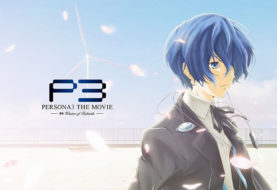 Una data per Persona 3 the Movie #4 Winter of Rebirth